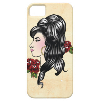 Gypsy Amy Traditional Tattoo iPhone 5 Covers
