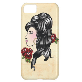 Gypsy Amy Traditional Tattoo iPhone 5C Cover