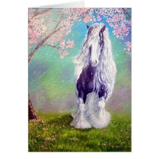 """""""Gypsy Blossom"""" Card"""