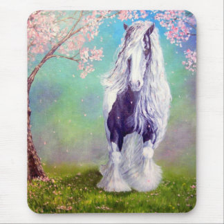 """""""Gypsy Blossom"""" Mouse Pad"""