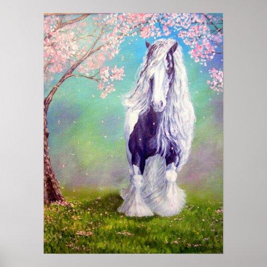 """Gypsy Blossom"" Poster"