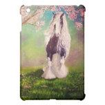 """Gypsy Blossom"" vanner/cob horse Cover For The iPad Mini"