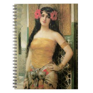 Gypsy Boho Chic Beauty Notebook