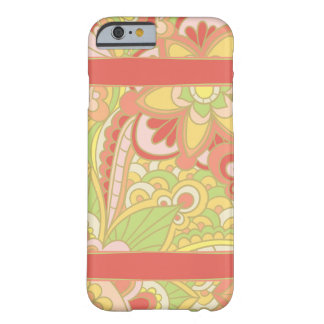 Gypsy, Boho Vibrant Pastels Barely There iPhone 6 Case