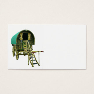 gypsy bowtop business card