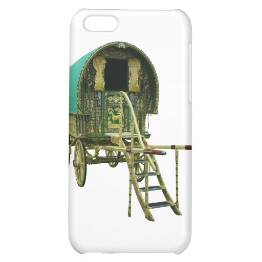 Gypsy bowtop caravan cover for iPhone 5C