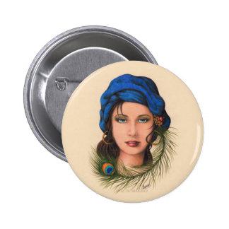 Gypsy Button