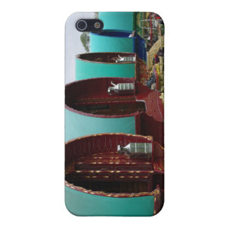 Gypsy caravan cover for iPhone SE/5/5s