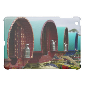 Gypsy caravan iPad mini cases