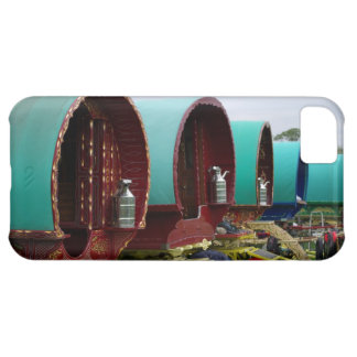 Gypsy caravan iPhone 5C cover