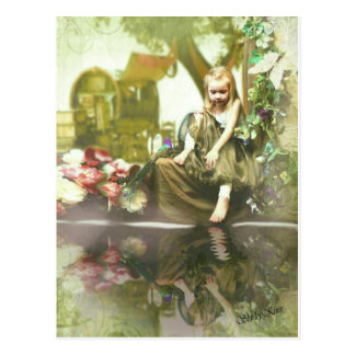 Gypsy Cards Postcard