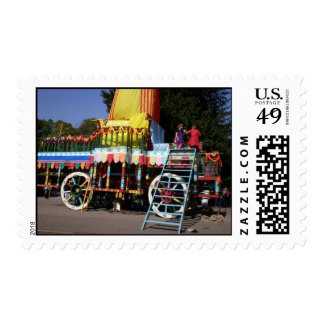 Gypsy Carnival Stamps