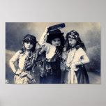Gypsy Children Poster