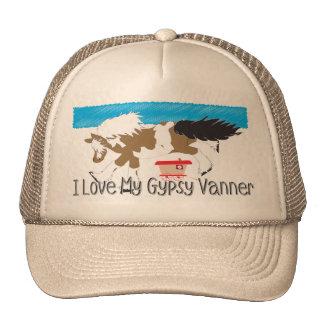 gypsy cob cap