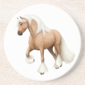 Gypsy Cob Vanner Horse Coaster