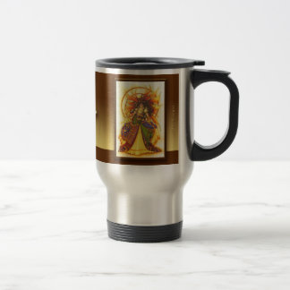 Gypsy Dancer Faery Travel Mug