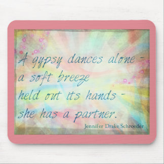 Gypsy Dancer Mouse Pad
