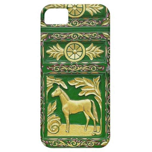 Gypsy door detail iPhone 5 cover