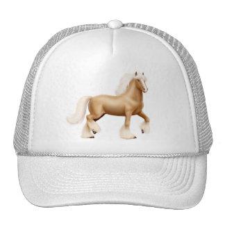 Gypsy Draft Horse Mesh Hat