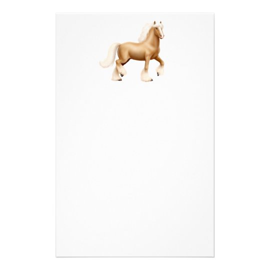 Gypsy Draft Horse Stationery