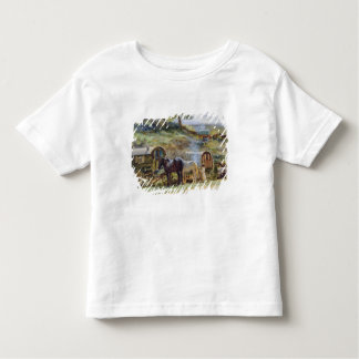 Gypsy Encampment, Appleby, 1919 Toddler T-shirt