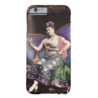 Gypsy Fairy Altered Vintage Photo Barely There iPhone 6 Case