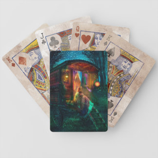 Gypsy Firefly Playing Cards