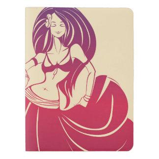 Gypsy Flower Power Extra Large Moleskine Notebook