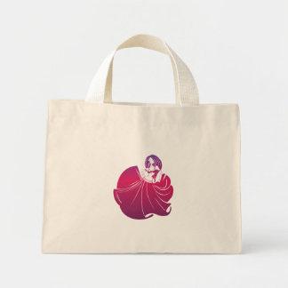 Gypsy Flower Power Mini Tote Bag