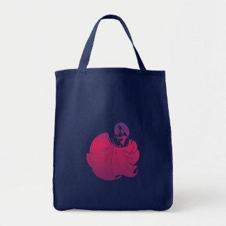 Gypsy Flower Power Tote Bag
