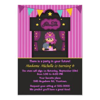 Gypsy Fortune Teller Birthday Card