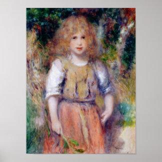 Gypsy Girl, 1879 Poster