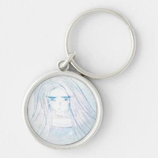 Gypsy Girl Keychain