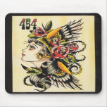"""""""Gypsy Girl"""" Mouse Pad"""