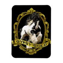 Gypsy Gold Logo magnet