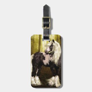 Gypsy Gold Vanner Luggage Tag