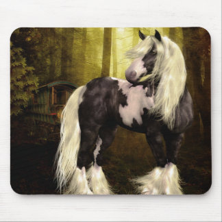 Gypsy Gold Vanner Mouse Pad