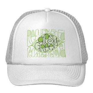 Gypsy Green 2 Hat