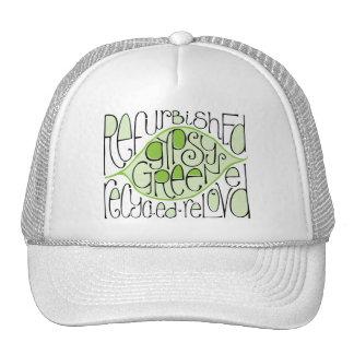 Gypsy Green Hat