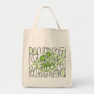 Gypsy Green Organic Bag