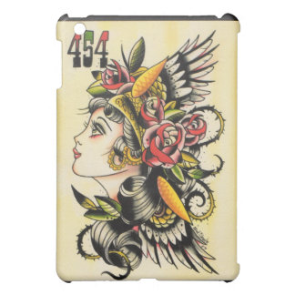 Gypsy Head iPad Mini Cases