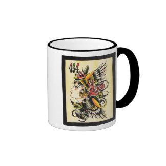 Gypsy Head Ringer Coffee Mug
