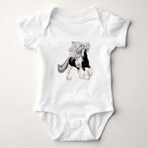 Gypsy Horse Casanova Baby Bodysuit