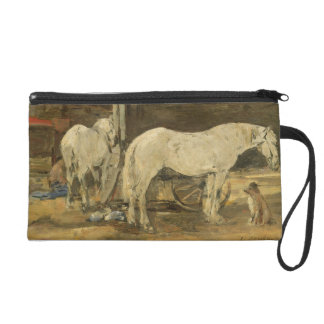 Gypsy Horses, c.1885-90 (oil on canvas) Wristlet