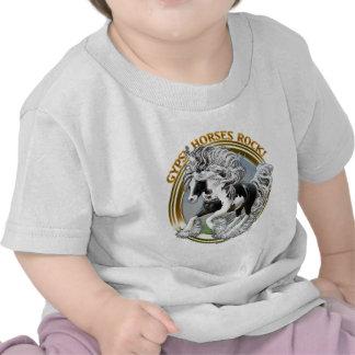 Gypsy Horses Rock Tee Shirts