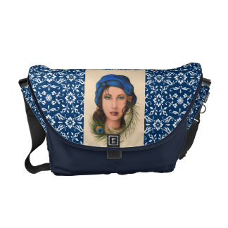 Gypsy I Courier Bag