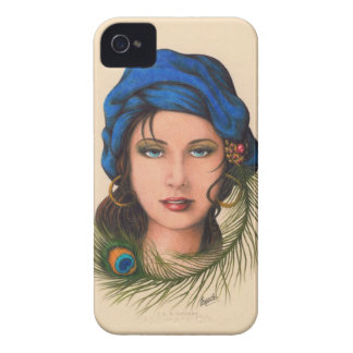 Gypsy I iPhone 4 Case-Mate Case