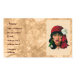 Gypsy II Double-Sided Standard Business Cards (Pack Of 100)