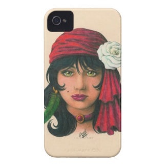 Gypsy II iPhone 4 Case
