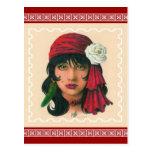 Gypsy II Postcard